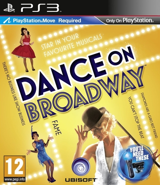 Dance On Broadway Move (PS3)