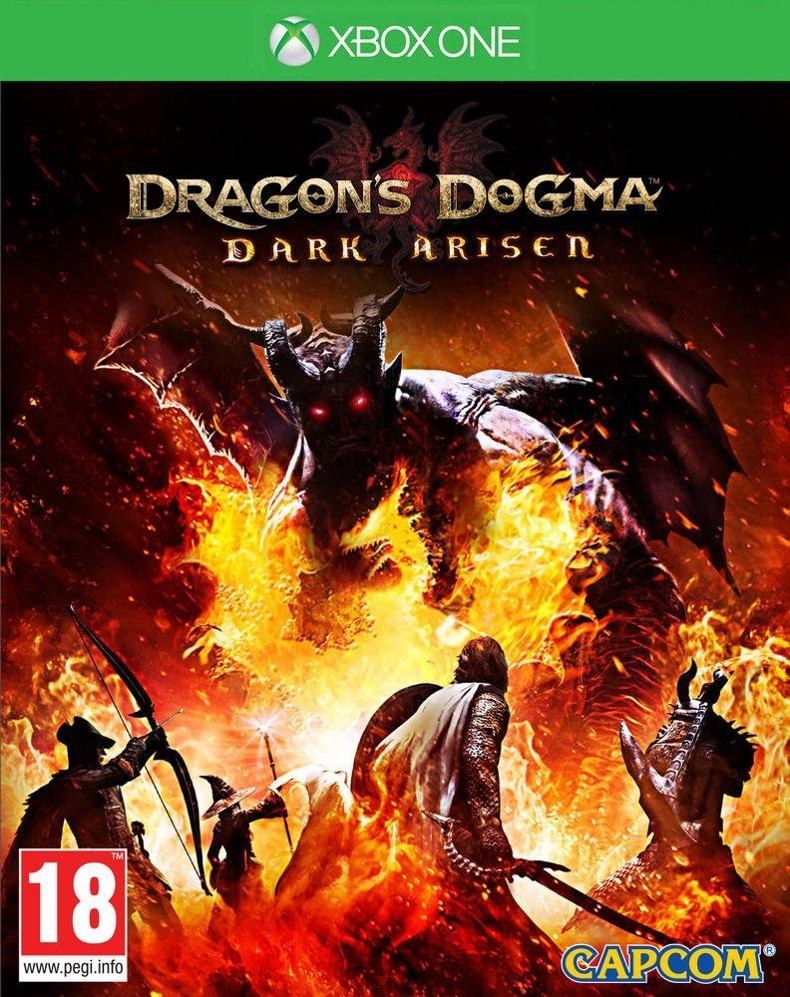Dragon's Dogma Dark Arisen (Xbox One)