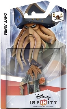 Figurka Disney Infinity - Davy Jones / Piraci z Karaibów (PS3, Xbox 360, WiiU, Wii, 3DS)