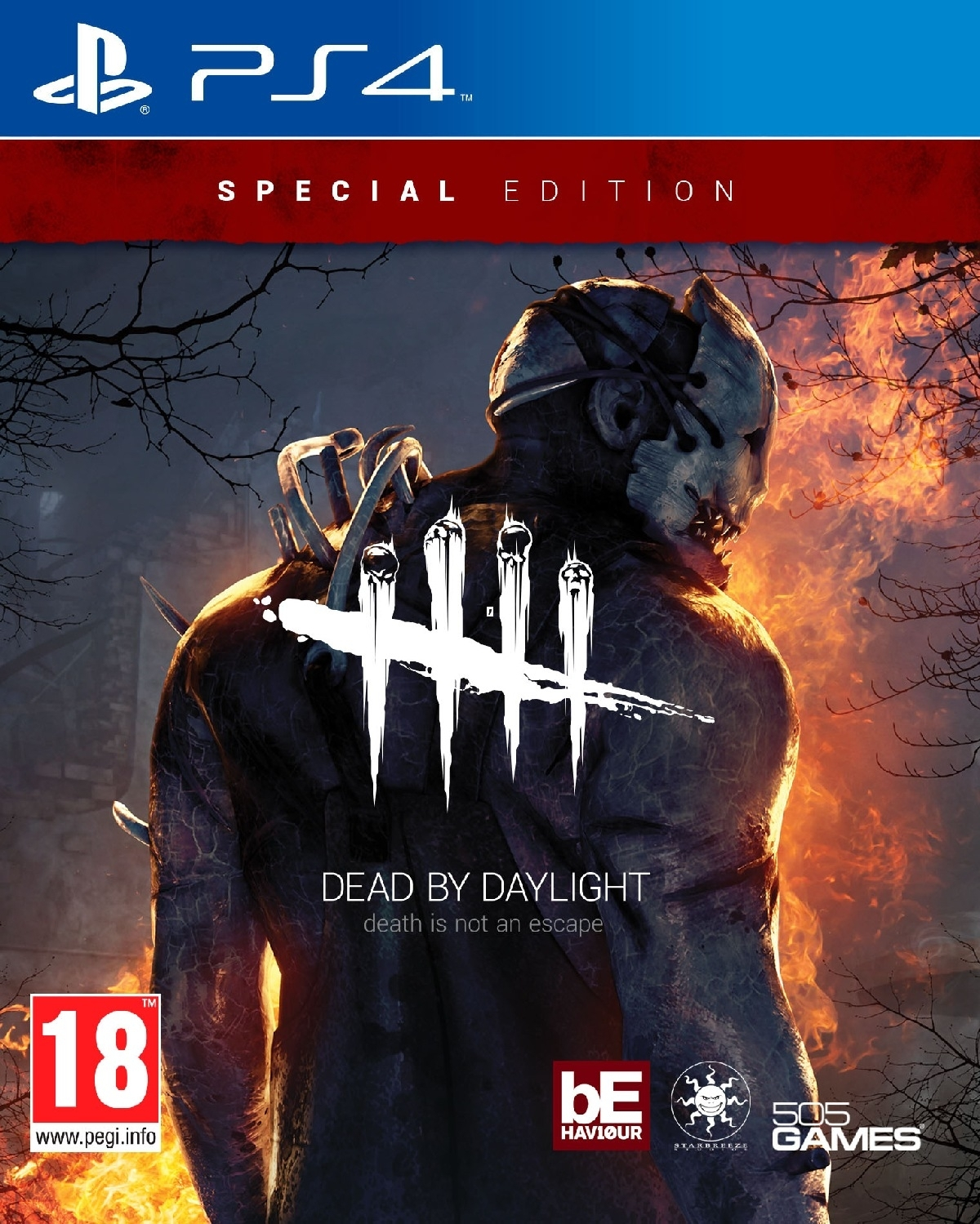 Dead by Daylight Special Edition (PS4)