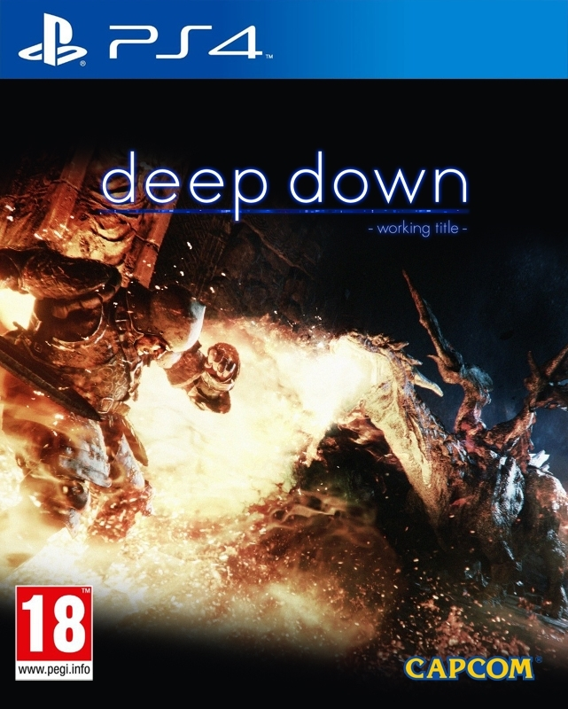 Deep Down (PS4)