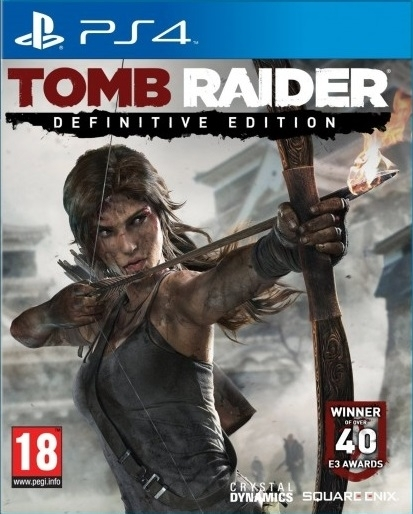 Tomb Raider  Definitive Edition PL (PS4)