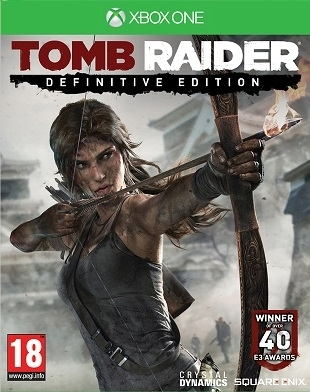 Tomb Raider Definitive Edition PL (Xbox One)