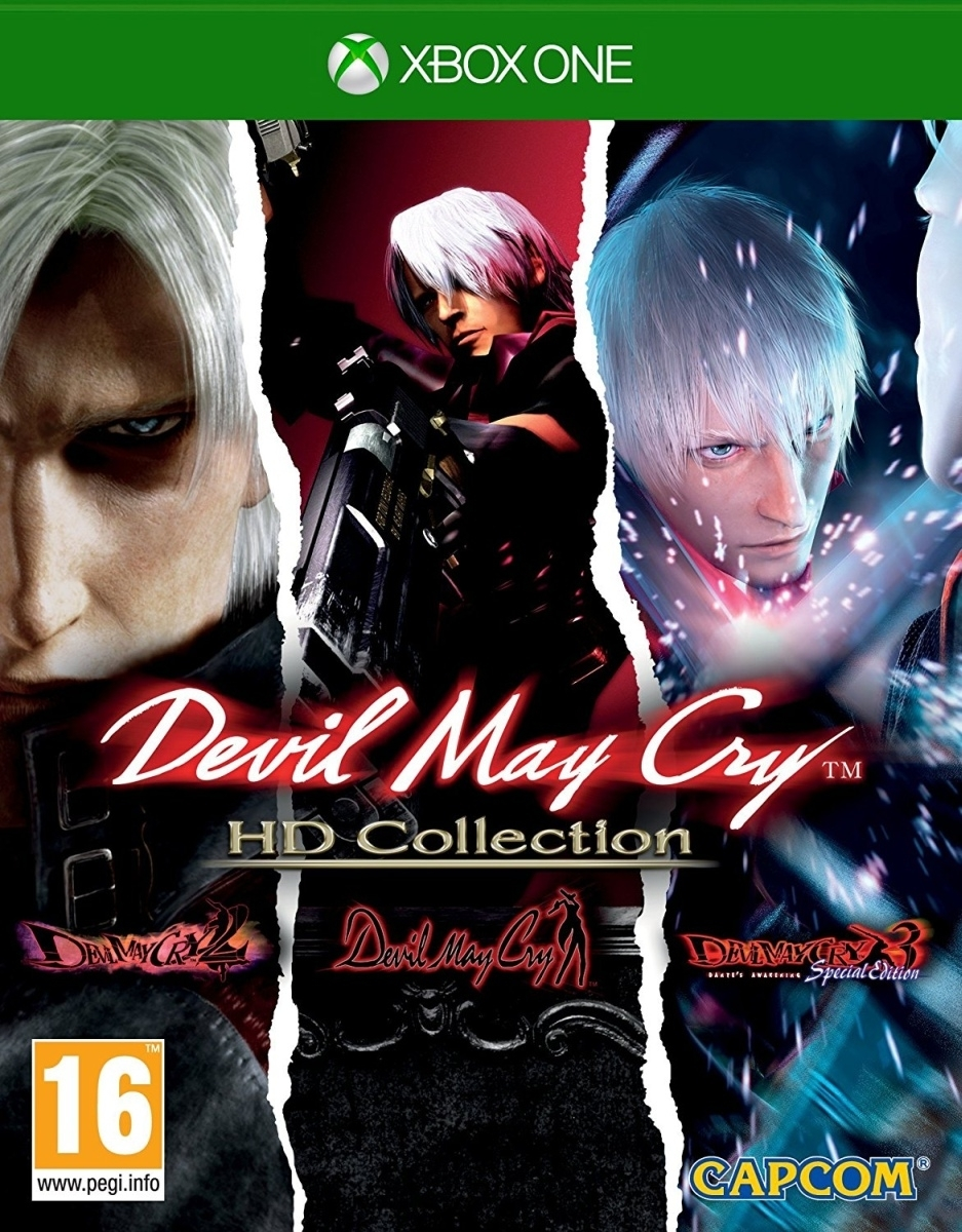 Devil May Cry HD Collection (Xbox One)