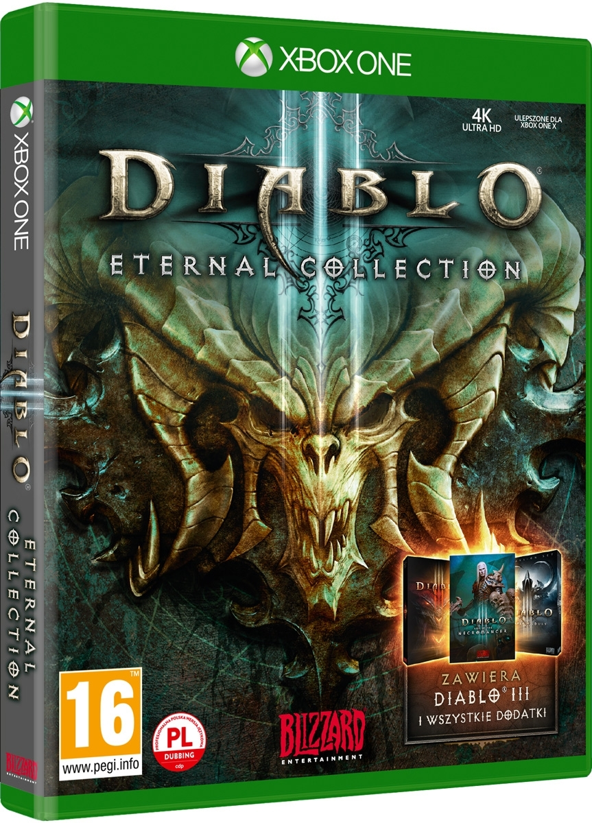 Diablo III 3 Eternal Collection (Xbox One)