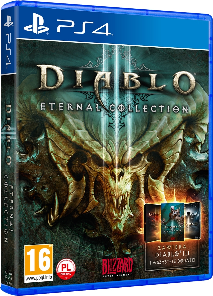 Diablo III 3 Eternal Collection (PS4)