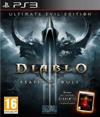 Diablo III / Diablo 3 Reaper of Souls - Ultimate Evil Edition PL (PS3)