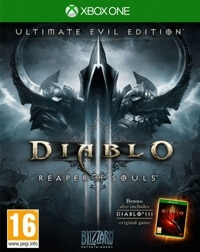Diablo III / Diablo 3 Reaper of Souls - Ultimate Evil Edition PL (Xbox One)