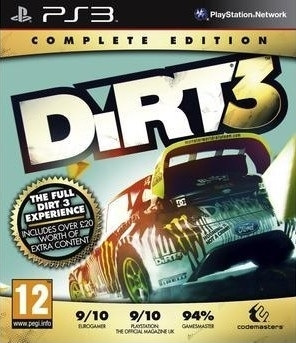 Colin McRae: DIRT 3 Complete Edition (PS3)