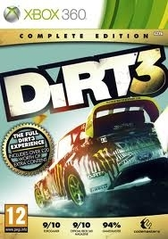 Colin McRae: DIRT 3 Complete Edition (Xbox 360)