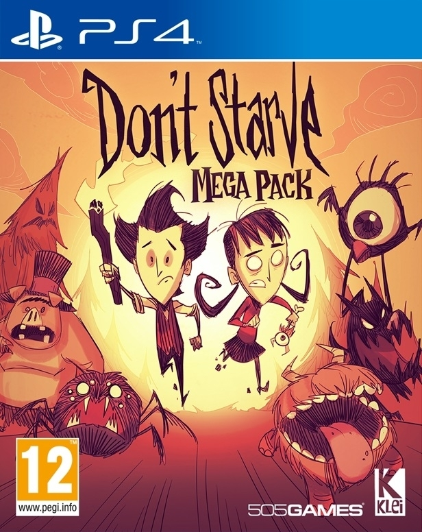Don't Starve Mega Pack (PS4)