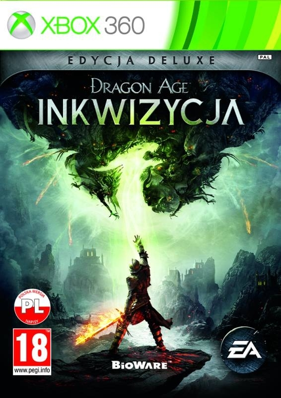 Dragon Age Inkwizycja PL Deluxe Edition (Xbox 360)