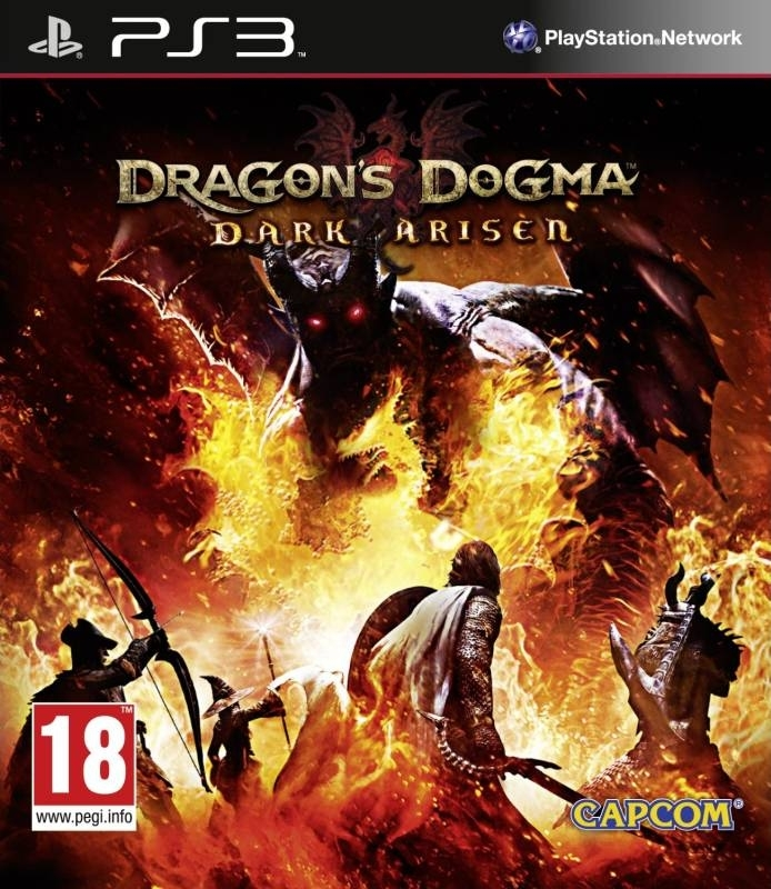 Dragons Dogma Dark Arisen / Dragon's Dogma Dark Arisen (PS3)