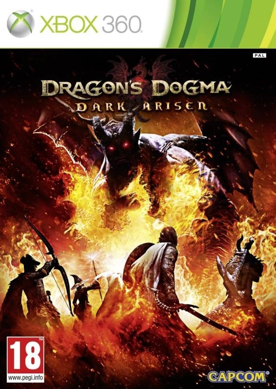 Dragons Dogma Dark Arisen / Dragon's Dogma Dark Arisen (Xbox 360)