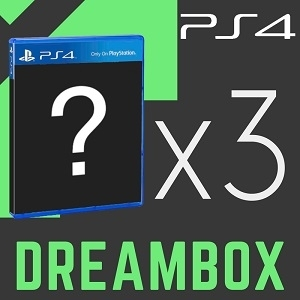 DreamBox Playstation 4