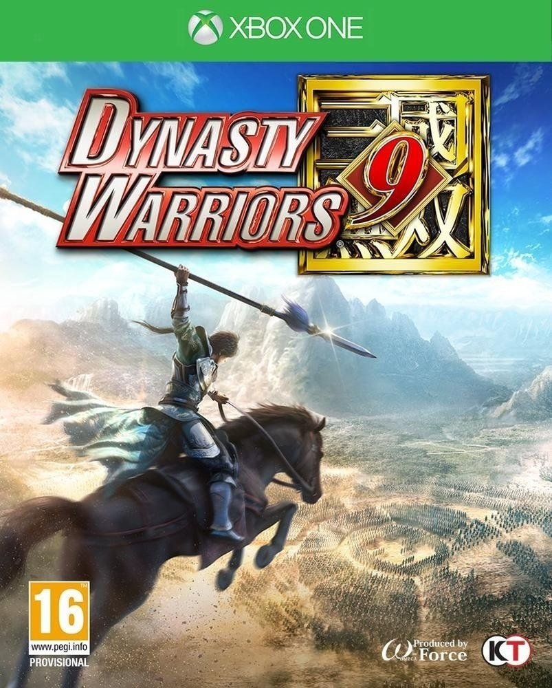 Dynasty Warriors 9 (Xbon One)