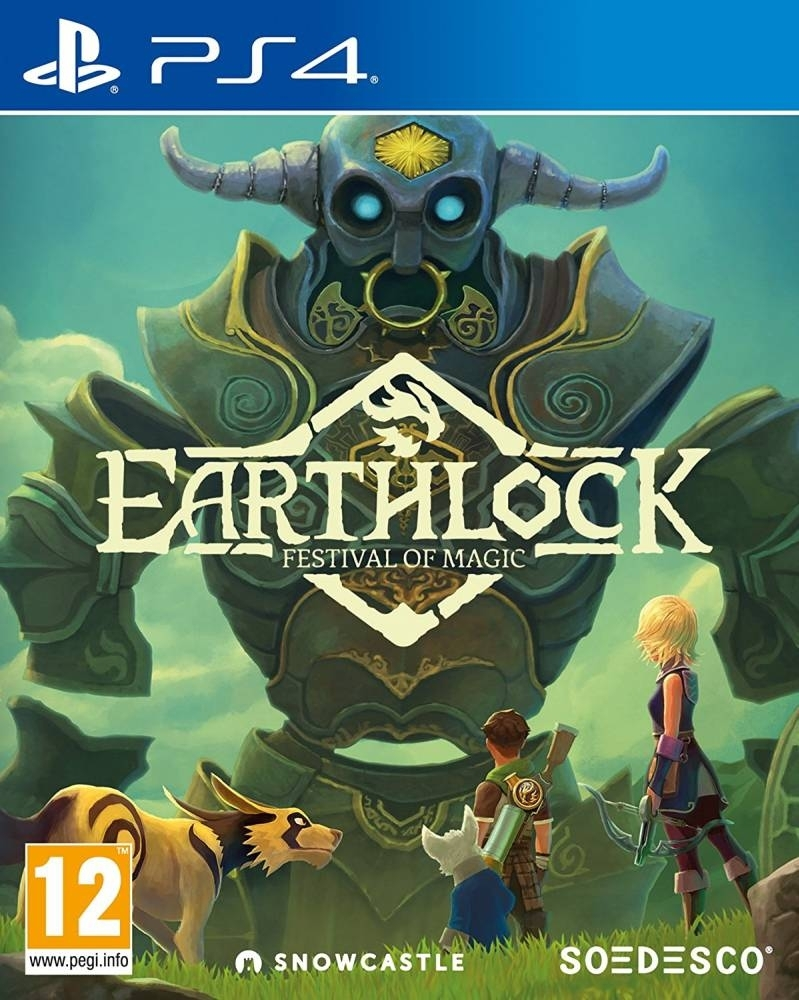 Earthlock Festival of Magic (PS4)