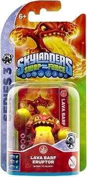 Figurka Skylandersf Swap Force - Eruptor  (PS3, Xbox 360, WiiU, Wii, 3DS)
