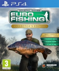 Euro Fishing Collectors Edition (PS4)