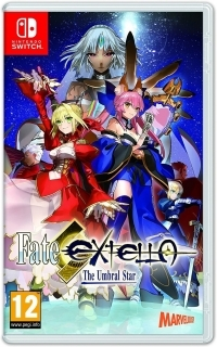Fate Extella: Umbral Star Nintendo Switch