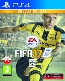 Fifa 17 PL Edycja Deluxe PS4