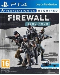 Firewall Zero Hour VR PL (PS4)