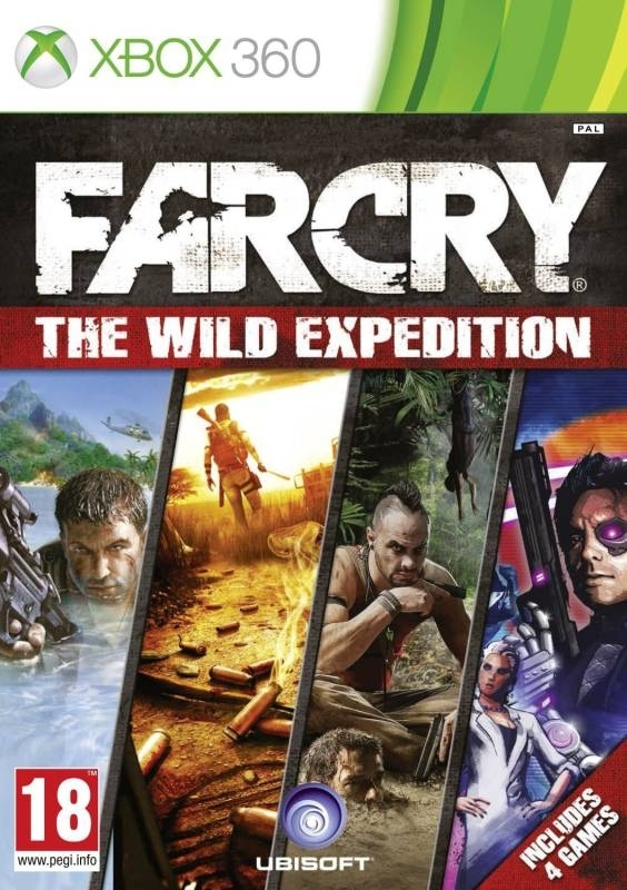 Far Cry the wild expedition / FarCry the wild expedition (Xbox 360)
