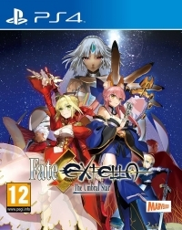 Fate/Extella The Umbral Star! (PS4)