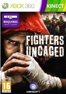 Fighters Uncaged Kinect (Xbox 360)
