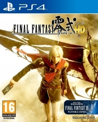 Final Fantasy Type-0 (PS4)