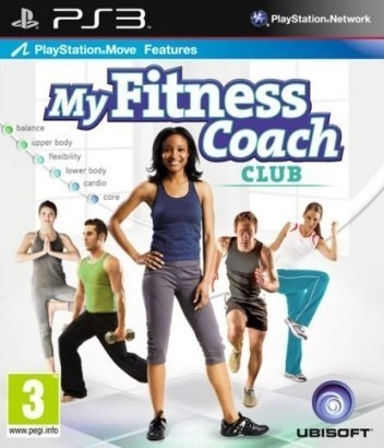 My Fitness Coach Club Move (PS3)
