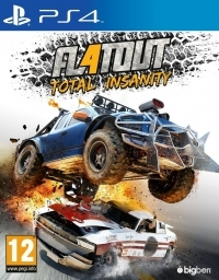 Flatout 4 Total Insanity (PS4)