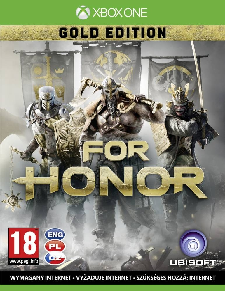 For Honor Gold Edition PL (Xbon One)