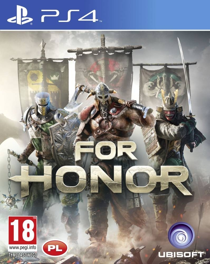 For Honor PL (PS4)