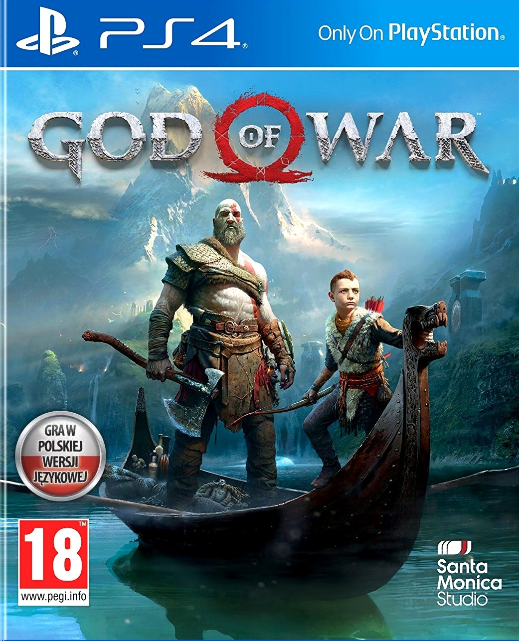 God Of War PL (PS4)