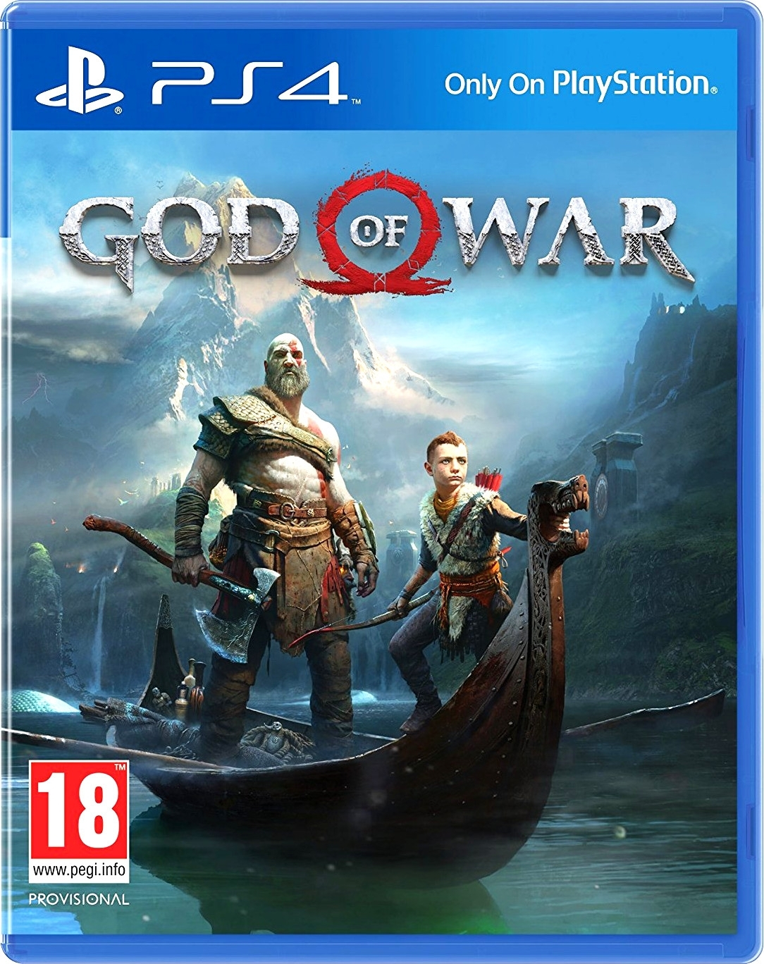 God Of War (5) PL (PS4)