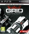 GRID: Autosport Black Edition (PS3)