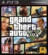Grand Theft Auto V PL  / GTA V (PS3)