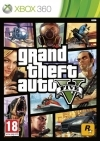 Grand Theft Auto V PL / GTA V (Xbox 360)
