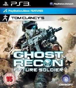 Tom Clancy's Ghost Recon: Future Soldier PL Move (PS3)
