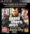 Grand Theft Auto IV GTA 4 Complete Edition (PS3)