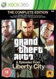 Grand Theft Auto IV GTA 4 Complete Edition (Xbox 360)