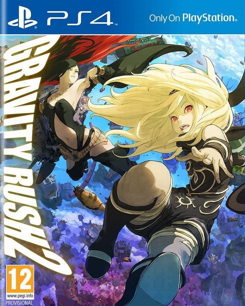 Gravity Rush 2 PL (PS4)