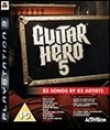 Guitar Hero: 5 (PS3)
