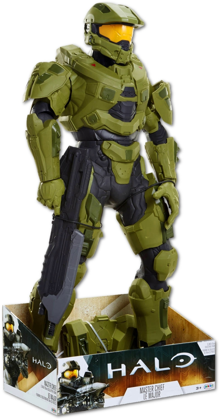 Halo Master Chief Figurka jakks PACIFIC 80cm