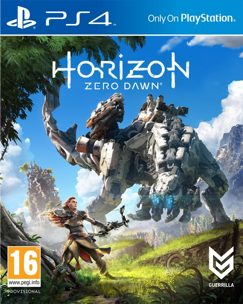 Horizon Zero Dawn PL (PS4)