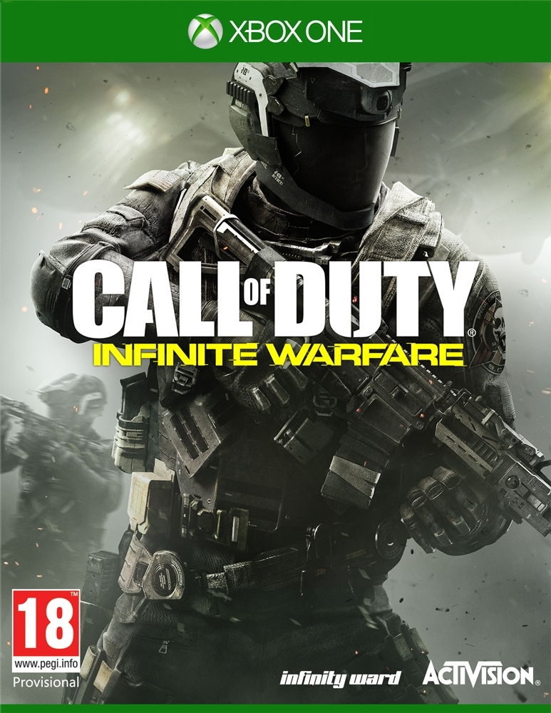 Call Of Duty Infinite Warfare PL (Xbox One)