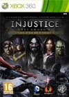 Injustice Gods Among Us Ultimate Edition PL (Xbox 360)