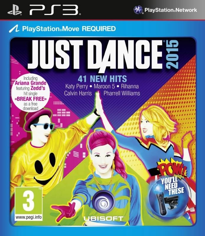 Just Dance 2015 Move (PS3)