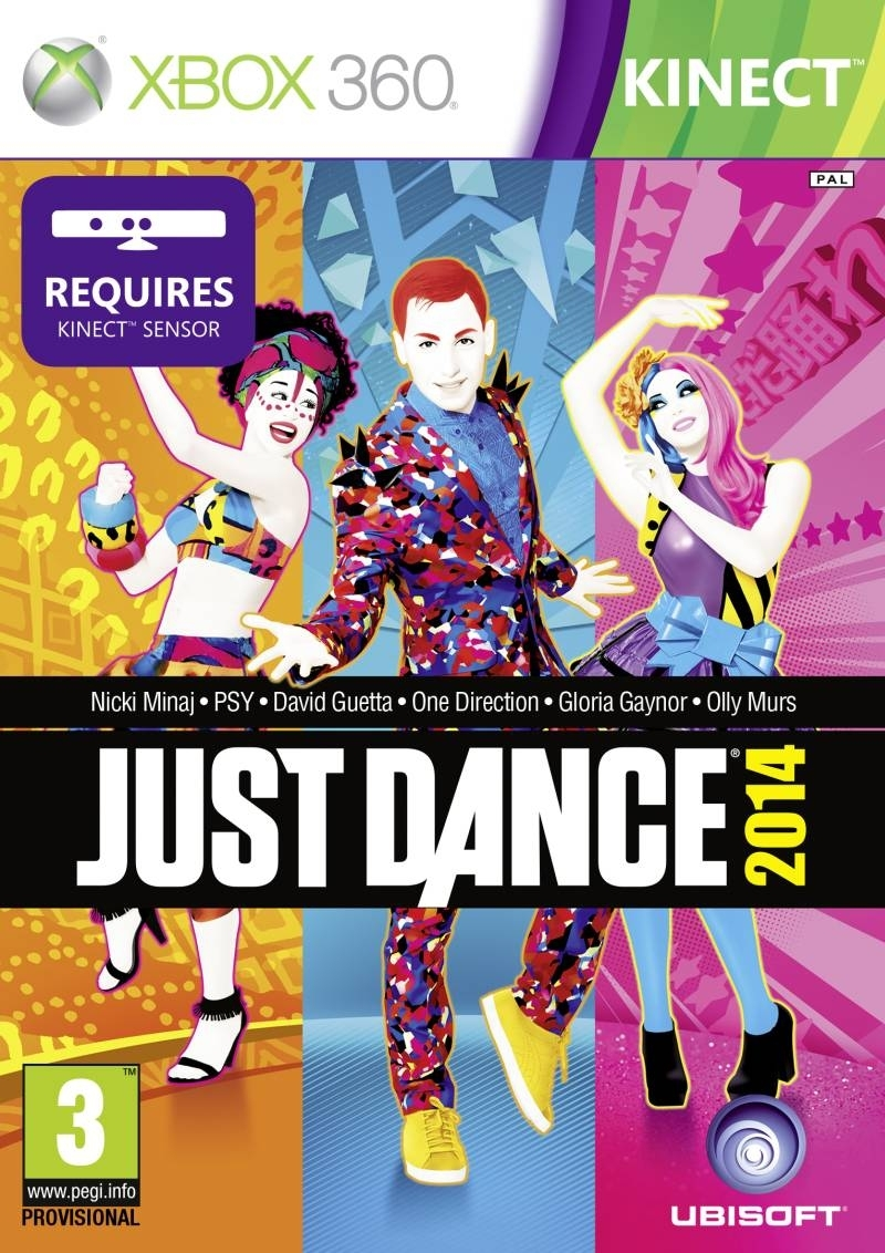 Just Dance 2014 PL Kinect (Xbox 360)